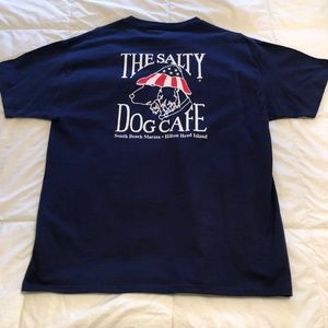 Other - Navy/American Salty Dog T Shirt